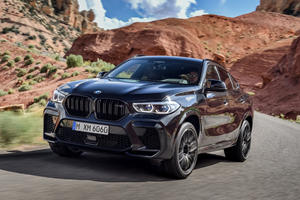 2020 BMW X6 M First Look Review: Supercar Levels Of Horsepower