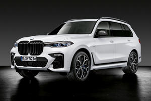 BMW Reveals M Performance Parts For Hottest New SUVs