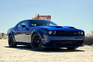 Dodge Challenger Dominates Mustang And Camaro Sales War