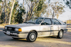 Weekly Craigslist Hidden Treasure: 1986 Audi Coupe GT
