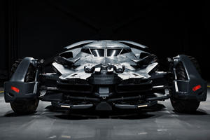 Fight Superman With Your Very Own Batmobile