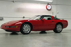 Brand New 1991 Corvette ZR-1 Up For Sale
