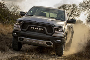 Ram Celebrates 10 Years Of Innovating The Truck Industry