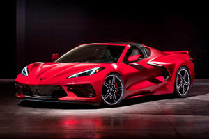 First 2020 Chevy Corvette Stingray Will Sell For Big Money At Auction