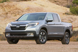 Honda Dealership Accidentally Leaks Major 2020 Ridgeline Update