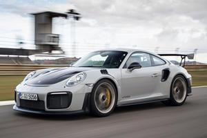 Watch A Porsche 911 GT2 RS Smash Into A Pagani Huayra BC