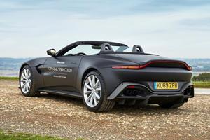 Say Hello To The Aston Martin Vantage Roadster