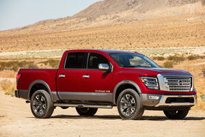 2020 Nissan Titan First Look Review: Taking On Detroit