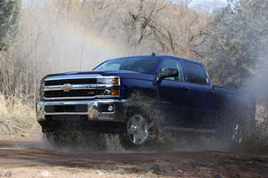 2019 Chevrolet Silverado HD Discounts Are Seriously Tempting