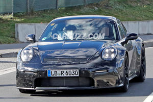 Porsche Preps New 911 GT3 For Purists