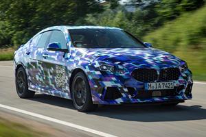 BMW 2 Series Gran Coupe Already Targeting Tesla?
