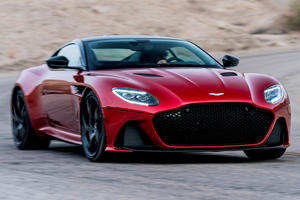 Aston Martin DBS Superleggera To Star In New James Bond Film