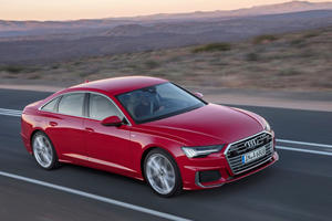 Audi Picks Up More Safety Awards