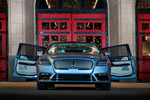 Why Lincoln Cars Use Names Over Numbers