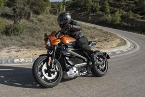 Harley-Davidson Learns People Don't Want An Electric Bike
