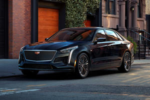 Cadillac Wants To Keep CT6-V Close To Home