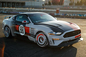 700-HP Mustang GT Celebrates One Of Ford's Finest Moments