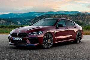 Say Hello To The 2020 BMW M8 Gran Coupe
