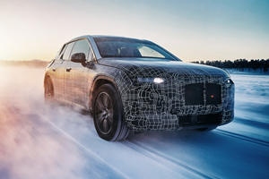 BMW iNext Will Have Less Range Than We Expected