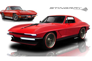 Meet the 1967 Corvette Stingray For Millenials