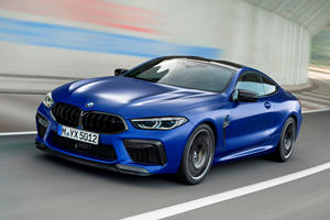 BMW M8 Competition Coupe Is Much Faster Than BMW Claims