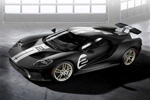 Limited-Edition Ford GT Sells For Crazy Money
