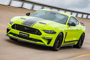 Ford Mustang R-Spec Is A Supercharged Pony You Can't Have