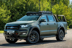 Military-Spec 2019 Ford Ranger Is Ready For Battle