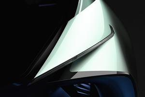 Lexus Previews An Electric Future