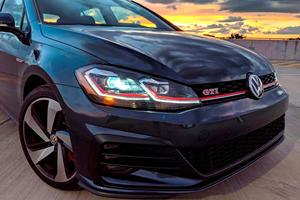 VW Golf GTI's Famous Design Origin Revealed