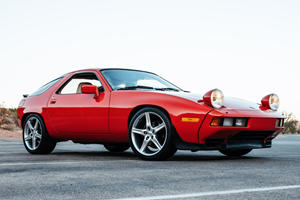 Weekly Hidden Treasure: Chevy V8-Powered 1981 Porsche 928