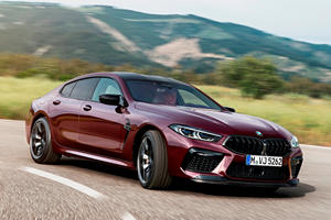 2020 BMW M8 Gran Coupe First Look Review: Supercars Beware