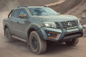 Nissan Navara Warrior Goes Ford Raptor Hunting