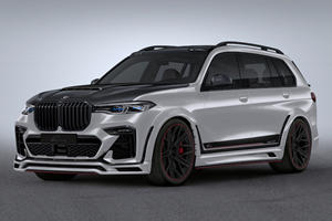 BMW X7 Gets A 680-HP Makeover