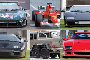 Millionaires Need To Check Out These Cars At Abu Dhabi's Auction