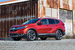 Honda CR-V Owners Need To Visit A Dealer To Get A Sticker