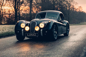 This Company Turns British Classics Into Reliable Electric Cars