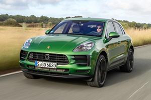 Electric Porsche Macan Could Pack 700 Horsepower