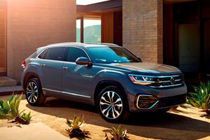 2020 Volkswagen Atlas Cross Sport First Look Review: Das Style