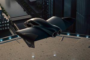 Porsche Is Building A Flying Car