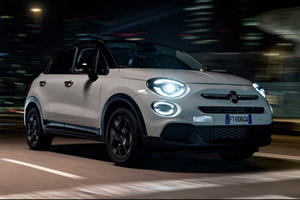 Fiat Celebrates 120th Anniversary With Special Edition 500X