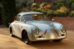 This Emory Porsche 356 Is A Sublime Masterpiece