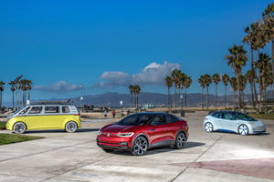 "Volkswagen Says Upcoming Electric Models Will Be ""Cool As Hell"""