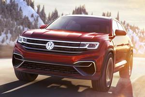 Volkswagen's Next SUVs Will Get Unique Names