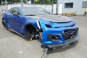 What Happened To This 650-HP Chevrolet Camaro ZL1?
