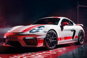 Porsche Makes The 718 Cayman GT4 Even Racier