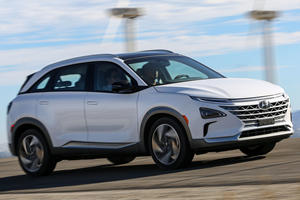 Hyundai's Latest Hydrogen Experiment Is Highly Unusual
