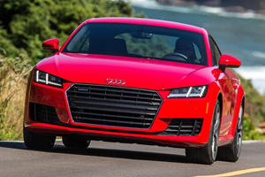 New Audi TT Will Be Radically Different