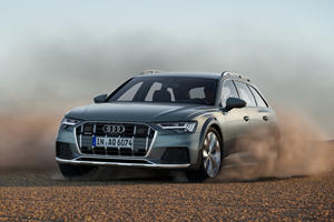 2020 Audi A6 Allroad Finally Returns To The US