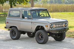 Buy This 1974 Ford Bronco Icon Coyote And Be The Envy Of Everyone